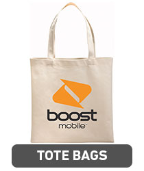 Conference tote bags