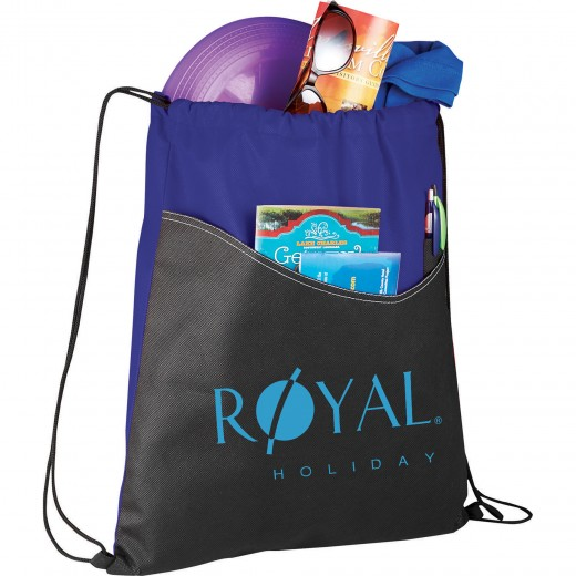 Rivers Non-Woven Drawstring Sportspack