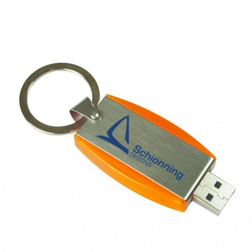 USB Metal Slide
