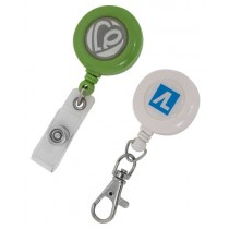 Domed badge pullers