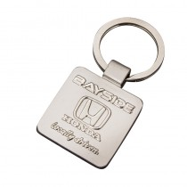 Moulded & Polished Keyrings (No Enamel)