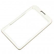 "3.5"" x 2"" Portrait Plastic ID Holder"