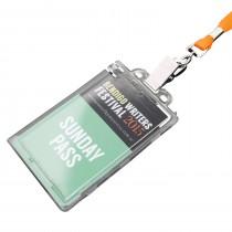 Slide Mech Card Holder