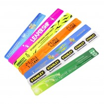 Vinyl Slap Wristbands