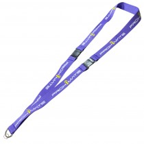 Hospital safety lanyards