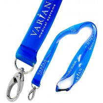 Printed PVC Lanyards