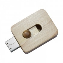 USB Eco Wood Slide 2