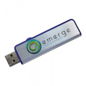 Custom USB Slide Extrude