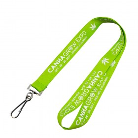 Plant Silk Lanyards