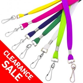 Classic In Stock Lanyards