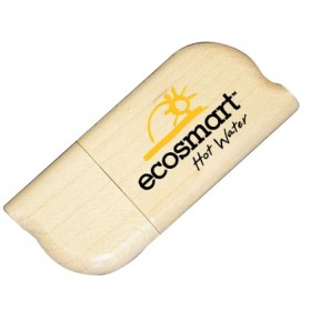 USB Eco Wood Drive